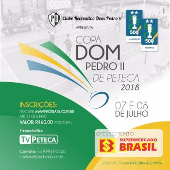 Copa Dom Pedro II de Peteca
