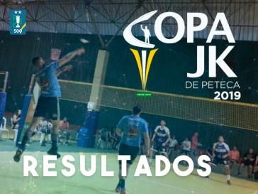 Credenciada no Circuito Brasileiro – PEC Brasil, Copa JK de Peteca 2019 é sediada pelo Iate Clube de Brasília e recebe mais de 100 atletas da modalidade