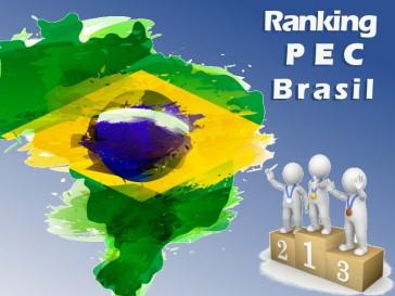 Rankin PEC Brasil: expansão do Ranking PEC nos Campeonatos Estaduais e no Brasileirão
