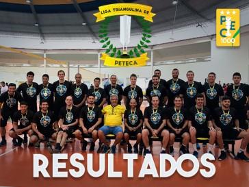 2ª Etapa da Liga Triangulina de Peteca é realizada com sucesso