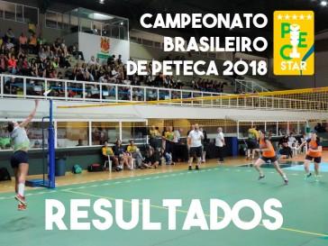 Campeonato Brasileiro de Peteca 2018