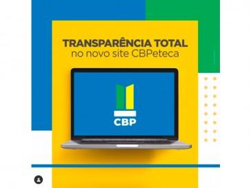 Confederação Brasileira de Peteca lança novos canais de divulgação