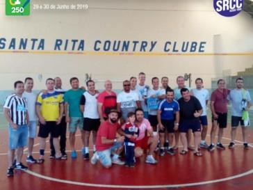 Copa Santa Rita de Peteca (PEC 250) reúne atletas do Sul de Minas