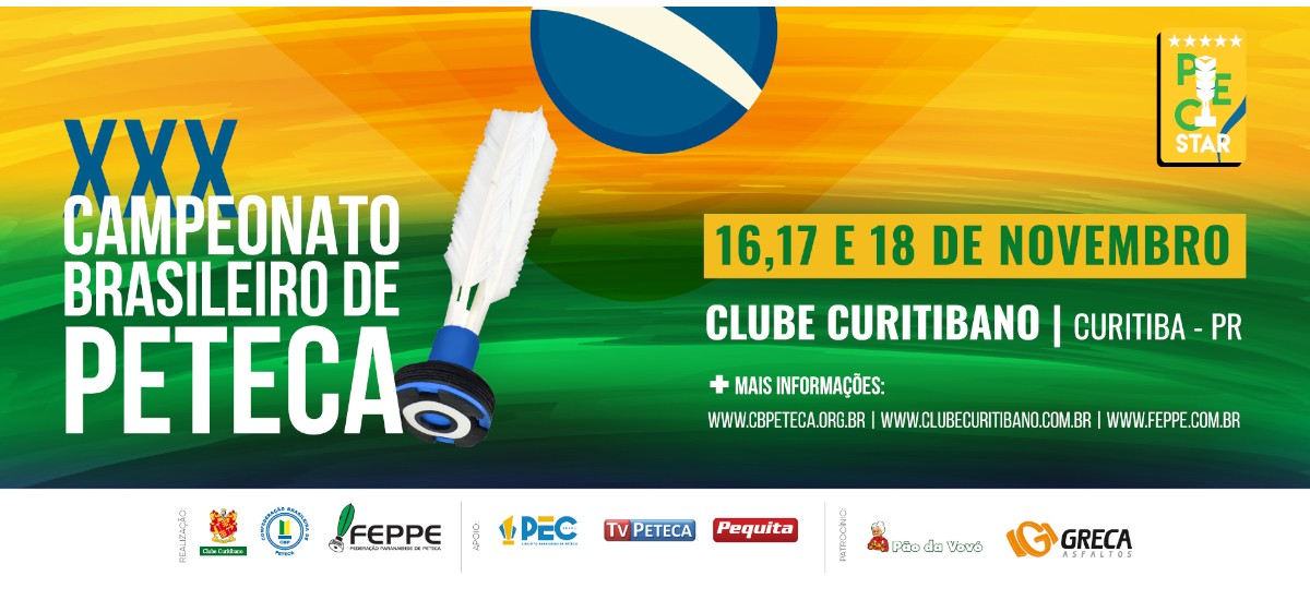 Campeonato Brasileiro de Peteca 2018 (StarPEC)