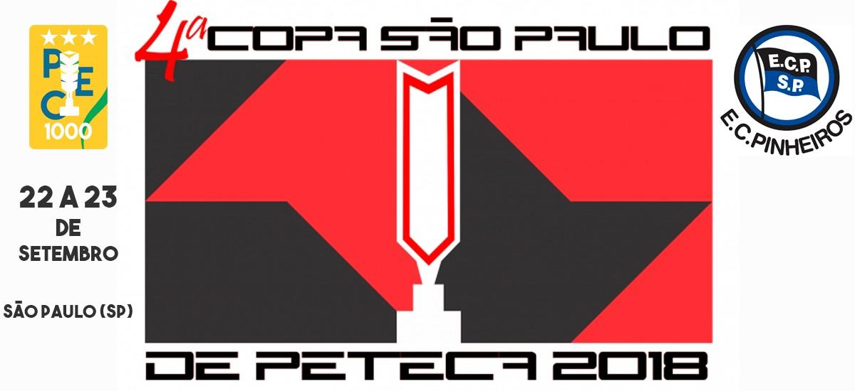 Copa SP de Peteca 2018