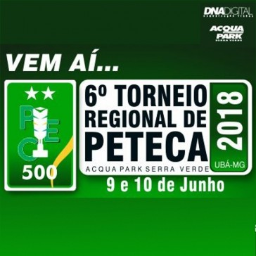 Torneio Regional Acqua Park Serra Verde