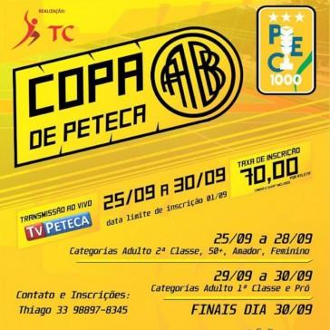 Copa AABB de Peteca