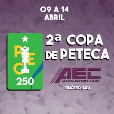 2ª Copa AEC de Peteca