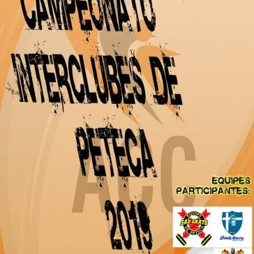 Interclubes Open de Peteca 2019