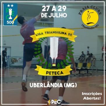 Liga Triangulina de Peteca 2018 - 2ª etapa