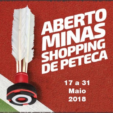 Aberto Minas Shopping de Peteca