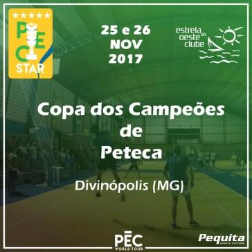 Copa dos Campeões de Peteca 2017