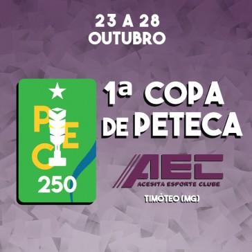 1ª Copa de Peteca