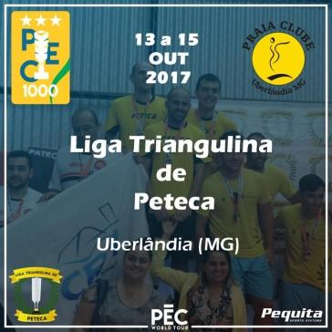 Liga Triangulina de Peteca - 3ª Etapa