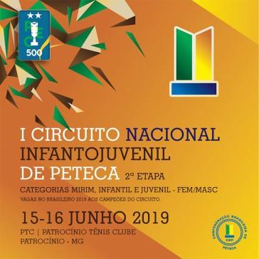 Circuito Nacional Infanto Juvenil - 2ª Etapa
